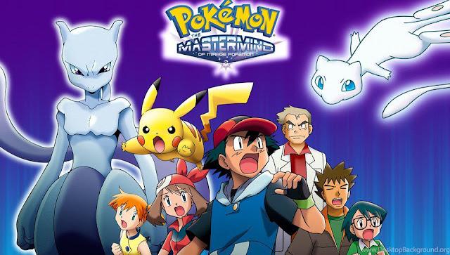 Pokemon Movie 1: Mewtwo Phục Thù (1999)