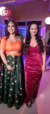 Priti Maurya and anara gupta