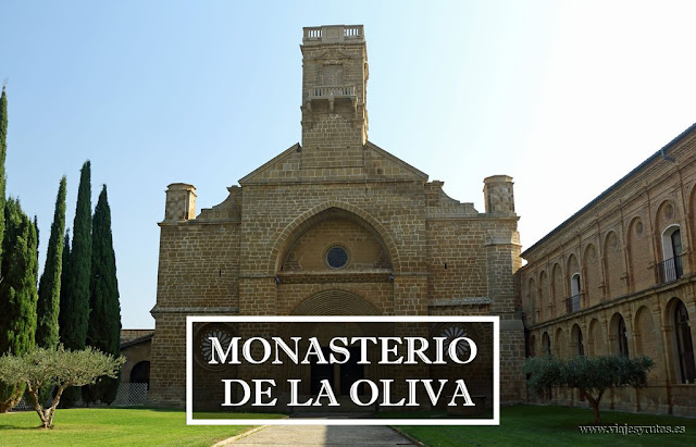 Monasterio de la Oliva, bello ejemplo del Císter en España