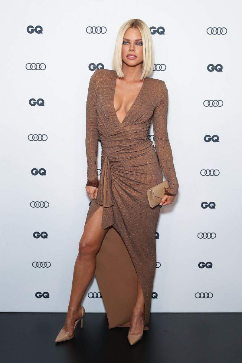 Sophie Monk Clicks at GQ Men of the Year Awards 2019 in Sydney 28 Nov-2019