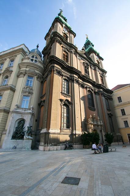 Chiesa dell'Università-Budapest