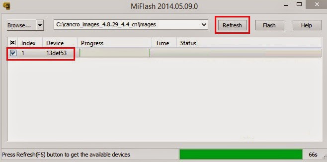 Unbrick or Recovery MI4 using Mi Flash Redmi – Guide to Fix it