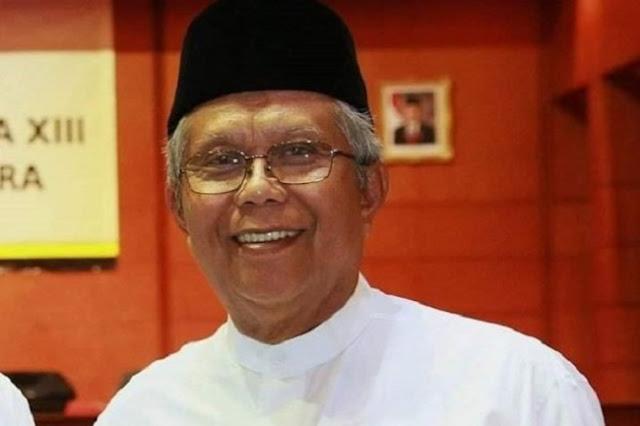 INNALILLAHI... Pendiri PKS KH. Hilmi Aminuddin Meninggal Dunia
