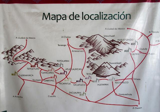 UNESCO Monasteries in Mexico