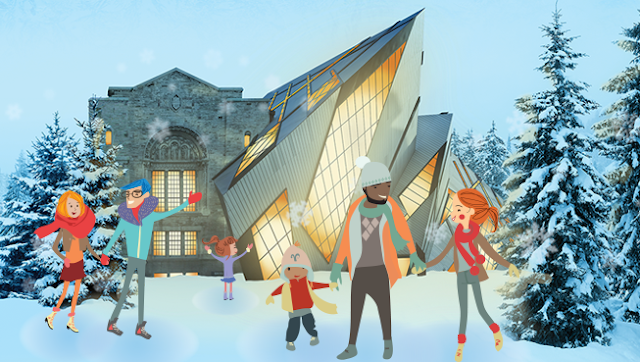 ROM for the Holidays - Toronto Events