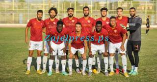 سيراميكا يهزم الأهلى الليبى 2 / 0 وديا استعدادا للدورى