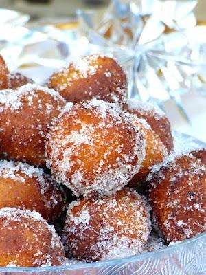 Quarkbällchen Rezept Weihnachtsmarkt
