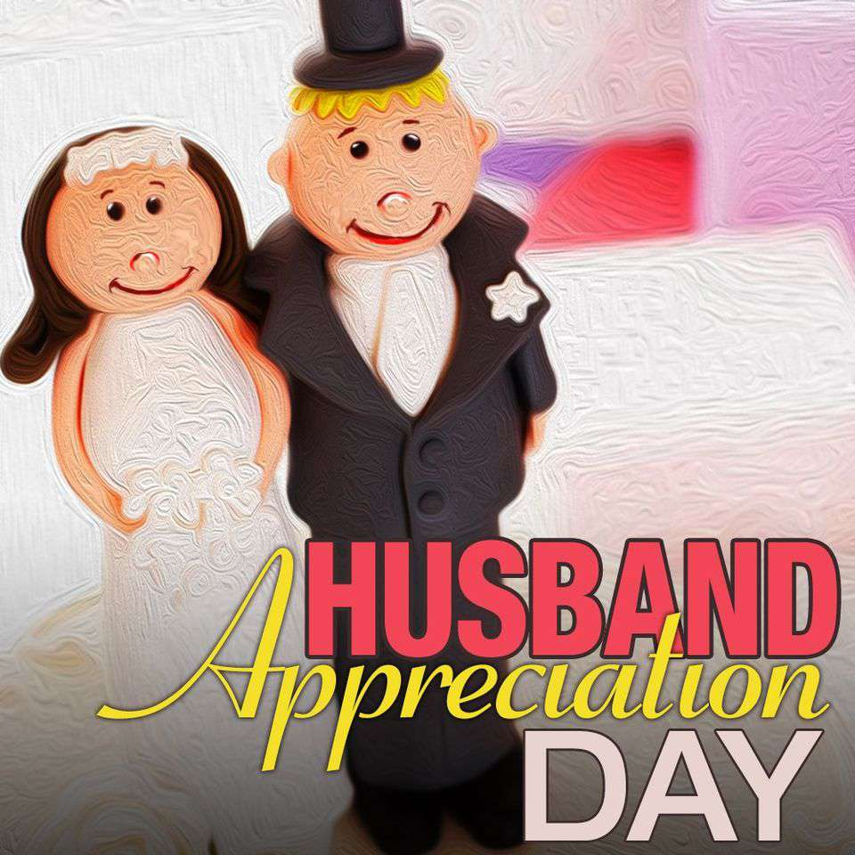 Husband Appreciation Day Wishes for Instagram