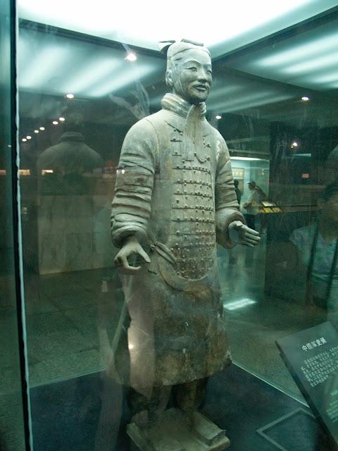 Museo de los Guerreros de Terracota Xian