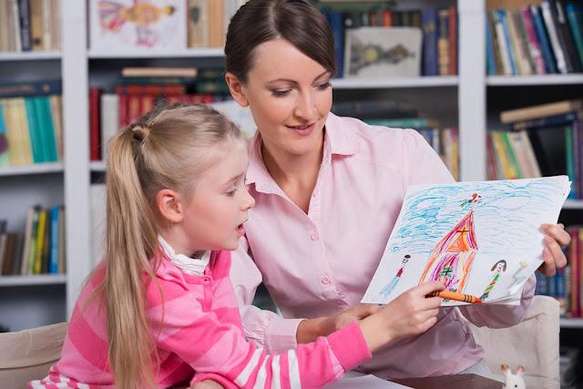 Criança, menina, filha, psicóloga, desenho, psicologia infantil, sessão, clínica, avaliação psicológica, interpretação
