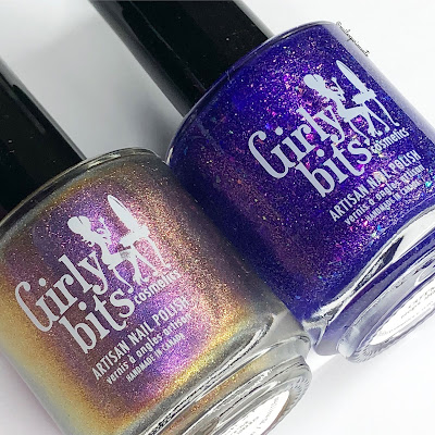 girly bits cosmetics september 2018 colour of the month cotm