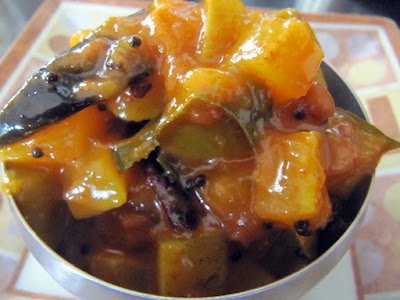 Raw Mango Guramma (Veg) From Imperial Inn