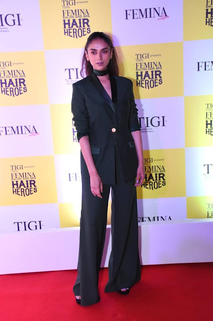Actress and Jury member of First ever Femina Salon & Spa Hair Heores 2016