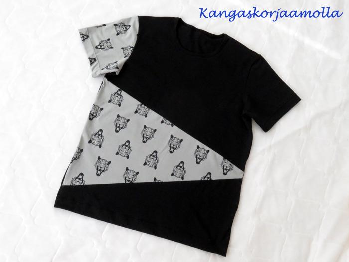 Tilkuista paita