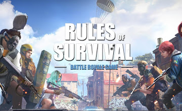 RULES OF SURVIVAL (Android) 1.186372.188496 Hileli Apk