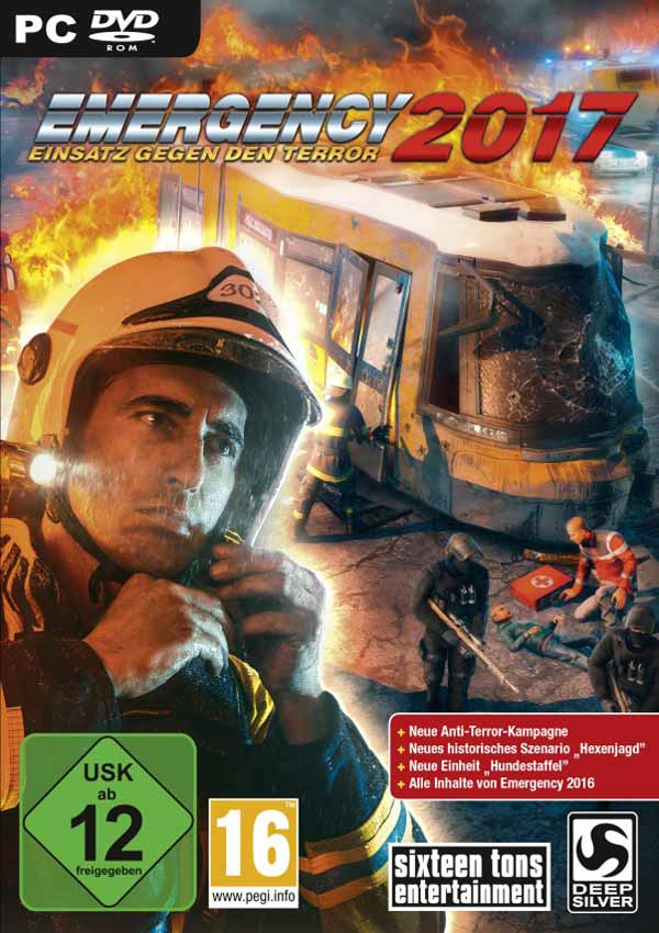 Emergency 2017 Download Cover Free Game