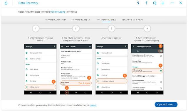 Cara Restore dan Backup Pesan Chat Whatsapp di Android