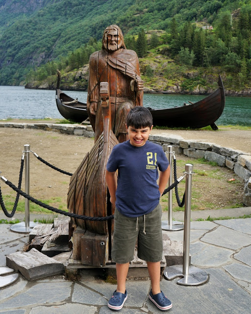 Roteiros Vikings na Noruega e Suécia