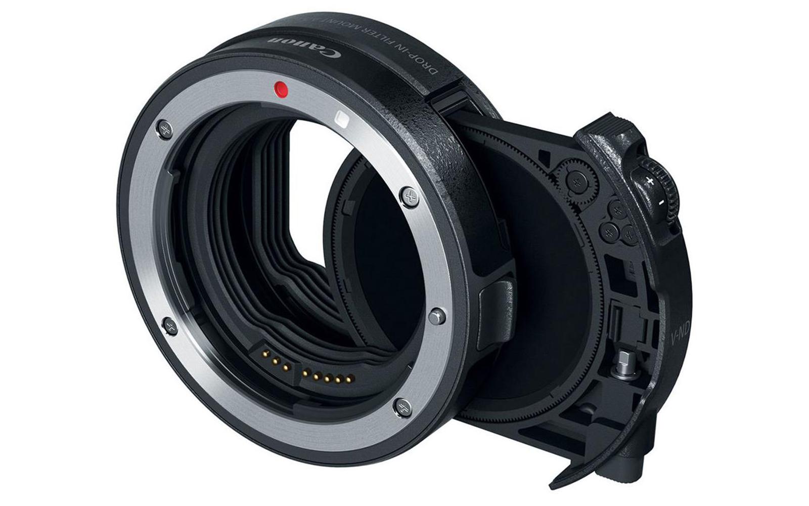 Bộ chuyển đổi gắn kết EF sang RF của Canon với bộ lọc ND giảm đã là một cú hích lớn với các máy quay video.