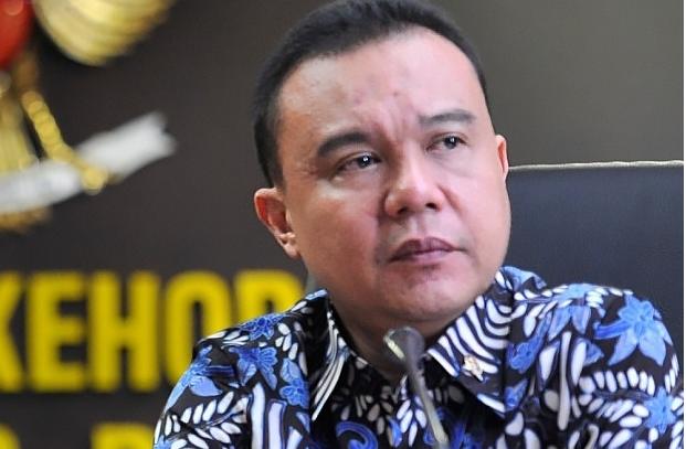Sufmi Dasco Ahmad Pastikan Kawal Pembahasan RUU Cipta Kerja