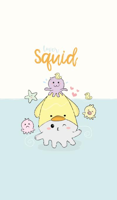 Squid lover