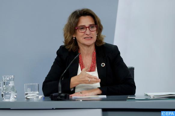 """إسبانيا .. وزيرة البيئة تدعو لتجنب نقطة اللاعودة"""" في مواجهة التغيرات المناخية"""