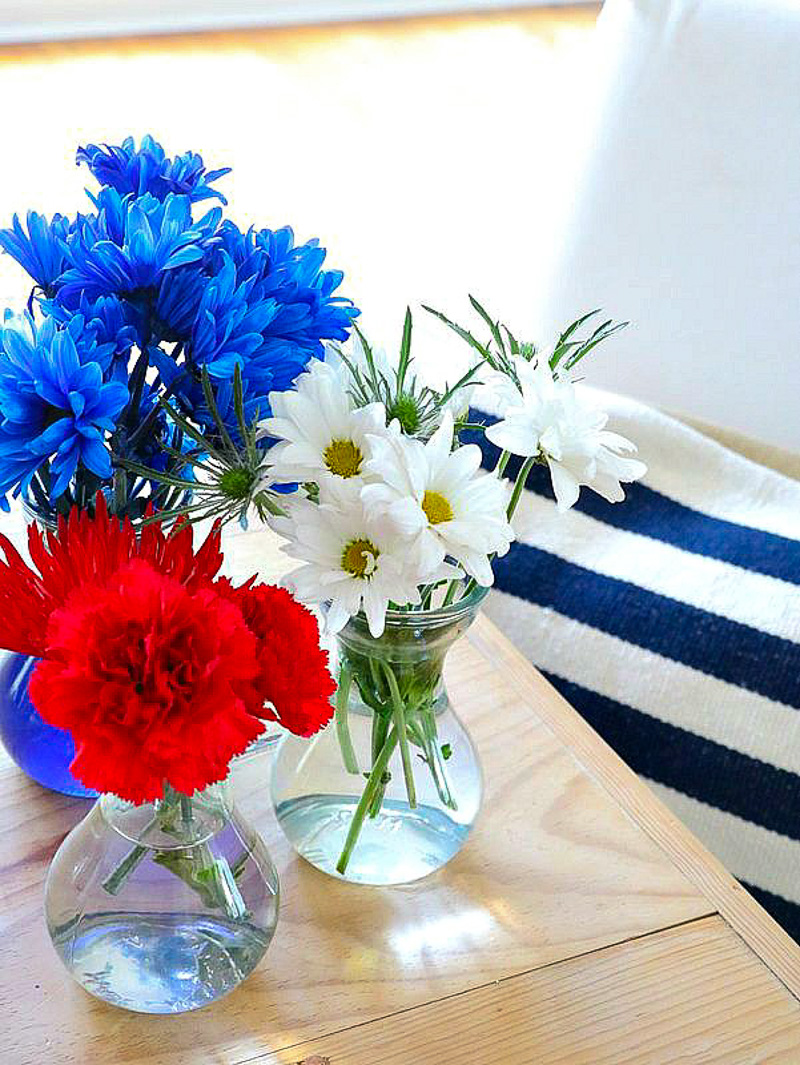 5 EASY DECOR FOR 4TH OF JULY