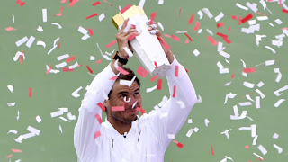 TENIS (Masters 1000 Montreal masculino 2019) - Nadal conquistó con facilidad su 35º tíulo Masters 1000