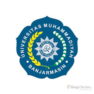 Universitas Muhammadiyah Banjarmasin Logo vector (.cdr)