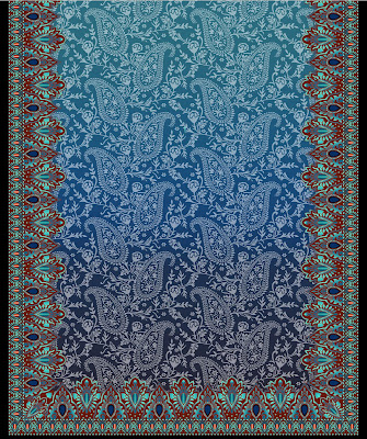 Lavanya-Geometric-Textile-Kaftan 34a