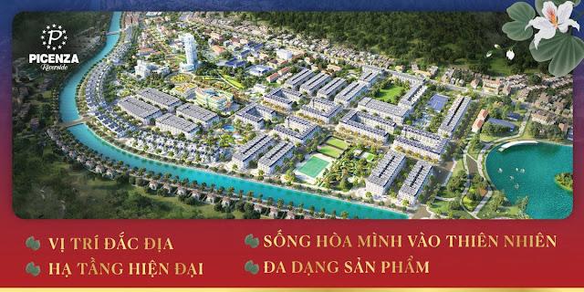 Chính sách bán hàng Dự án Picenza Riverside Sơn La – Khu đô thị đẳng cấp bậc nhất SƠN LA