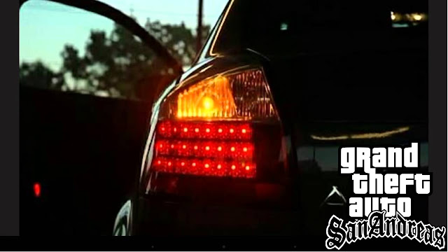 GTA San Andreas Indicator Lights With Speed Breaker Mod