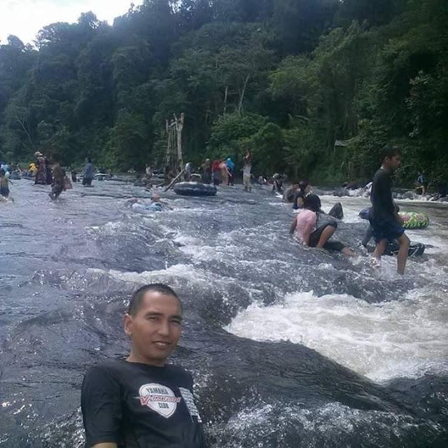 Objek Wisata Tabijo Petai Kuansing
