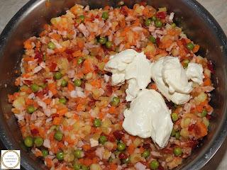 Salata de boeuf preparare reteta,