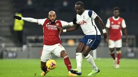 NLD: Tottenham Hotspur 2-0 Arsenal