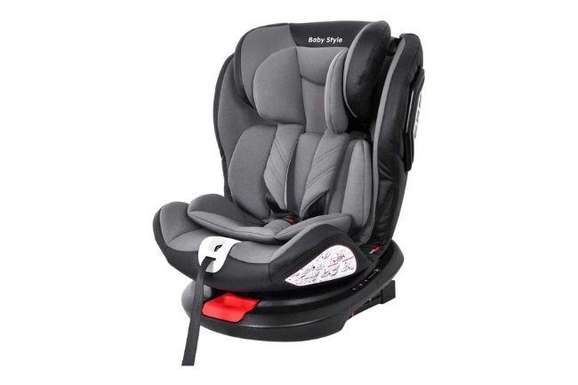 Cadeira para auto Infantil Vita Grey Fuzz 0 a 36kg Infanti