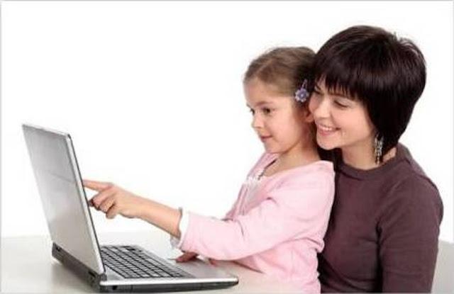 Bimbing Anak Agar Bisa Manfaatkan Teknologi Untuk Belajar