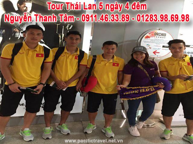 Báo giá tour Thái Lan Tết Dương Lịch 2018 giá cực rẻ bao rẻ nhất