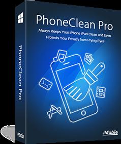 برنامج ممتاز سيغير هاتفك الايفون الى جديد 100% phoneclean Pro 4  مع التفعيل