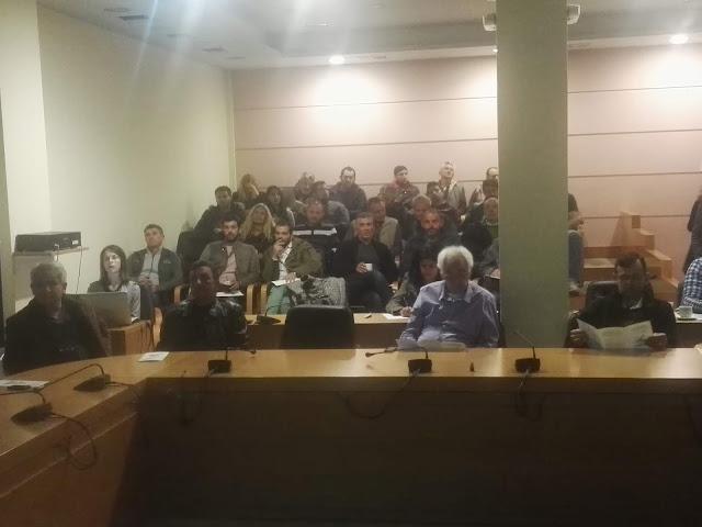 Με επιτυχία η εκδήλωση του Τοπικού Προγράμματος CLLD/LEADER στο Ναύπλιο