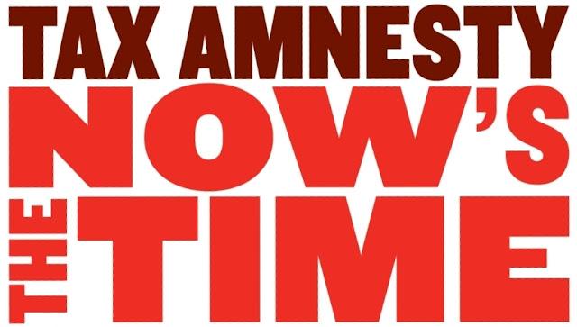 Syarat Mengajukan Tax Amnesty