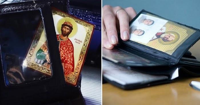 Священники объяснили, почему не следует носить иконку в своём кошельке