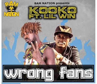 Kooko ft. Lil Win – Wrong Fans (Audio + Video)