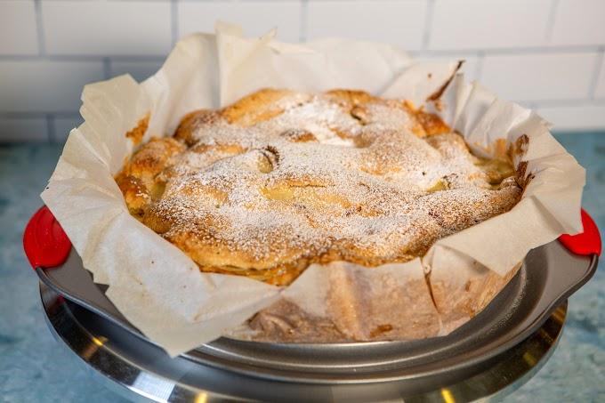 A világ legegyszerűbb almatortájának receptje: így készül a mennyei fahéjas sharlotka