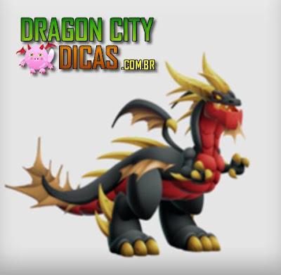 Dragão Demônio - Informações