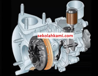 jenis turbocharger