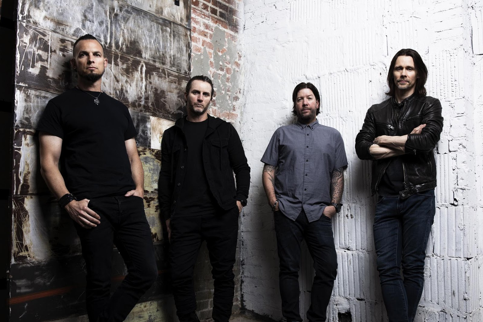 Alter Bridge Photo band