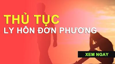 Thủ tục ly hôn đơn phương tại Hà Nội