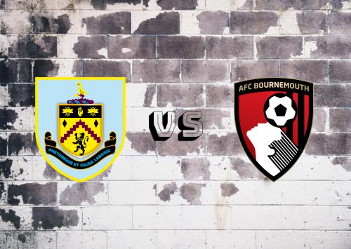 Burnley vs AFC Bournemouth  Resumen