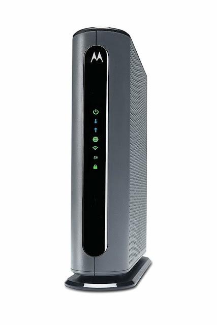 Motorola MG7700 24x8 Cable Modem